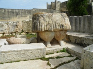 """The so-called """"Fat Lady"""" of Tarxien"""