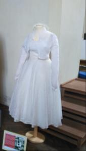 ballerins style wedding dress